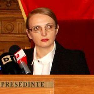 Sefa CSM Lia Savonea desfiinteaza un atac mediatic la adresa ei